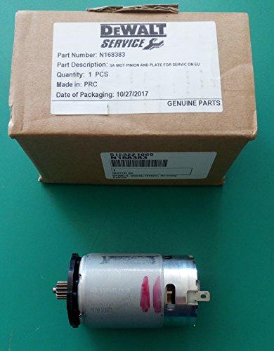 Motor y piñón original para taladro atornillador inalámbrico DeWalt
