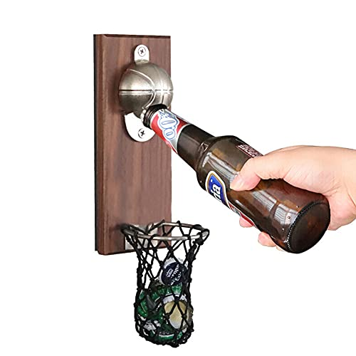 Abridor,abrebotellas De Cerveza, Abridor De Botellas, Regalos Creativos,accessori In Acciaio Inox + Borsa A Rete
