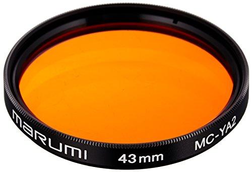 Marumi Filter for Camera MC-YA2 43mm Black-and-White Photographic 005029