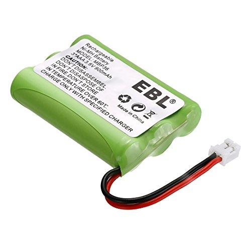EBL 3.6V 900mAh Replacement Battery for MBP36, MBP27T, MBP33, MBP33S, MBP33PU, MBP36S, MBP36PU Baby Monitor