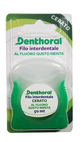 Denthoral Filo Interdentale Cerato, 50m