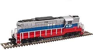 Atlas N Metro North GP-9TT #750 DCC