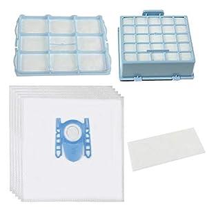 PakTrade Filtro de Hepa para Aspiradoras Bosch BSGL31232//03