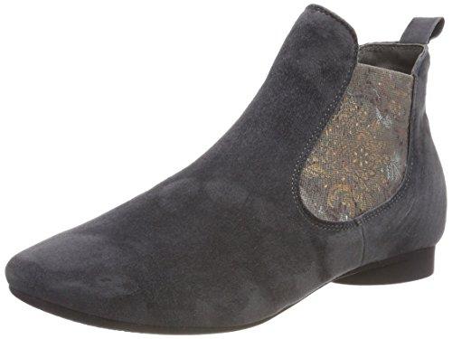 Think! Damen Guad_383295 Chelsea Boots, Grau (21 Vulcano/Kombi), 41 EU
