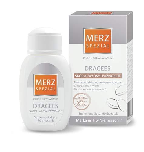 Merz Spezial (60 Dragees) - Skin, Hair, Nails