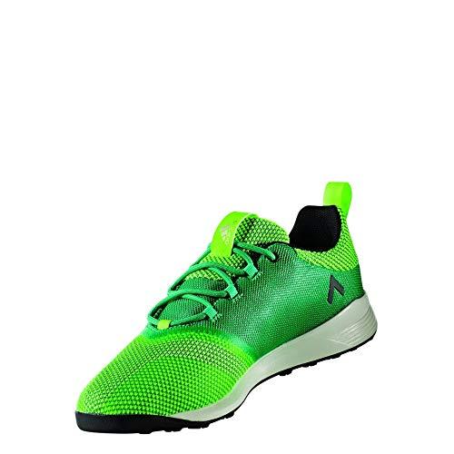 adidas Ace Tango 17.2 TR, Scarpe per Allenamento Calcio Uomo, Verde (Verbas/Negbas/Versol), 39 2/3 EU