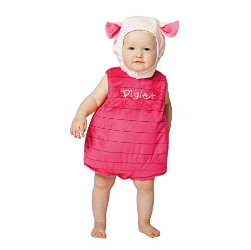Disney Baby Piglet Plush Tabard with Feature Hat (3-6 Months)