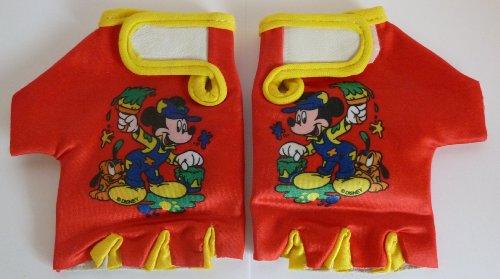 Disney Niños Mickey Mouse–Guantes de Ciclismo