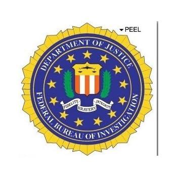 Amazon.com: United States US Federal Bureau of ...