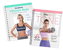 MAXIMUM RESULTS AND SAVE 20%! Supercharge your results combining the benefits of exercise and weights with the BodyBoss Fitness & Tone Bundle. Includes our best-selling duo, the BodyBoss Ultimate Fitness Guide and BodyBoss Tone Guide. This ultimate b...