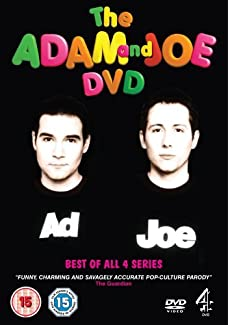 The Adam And Joe DVD - Best Of All 4 Series