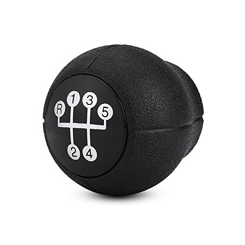 5-Gang Schaltknauf Schalthebel Muster Handball für Corsa B C Vectra B Astra G F