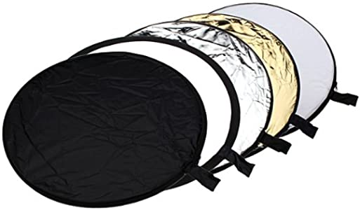 Light Mulit Collapsible Disk Style Reflector 60cm...