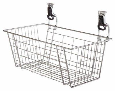 Rubbermaid 1784453 24' FastTrack Wire Basket