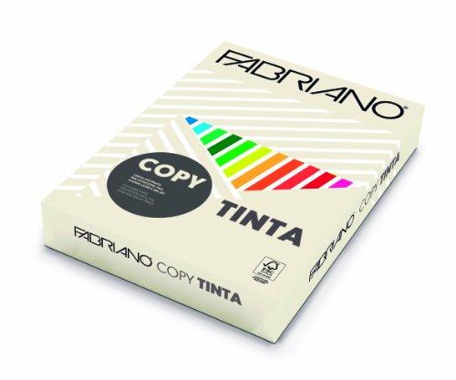 CARTA COPY TINTA A3 160gr 125fg col.tenui AVORIO FABRIANO
