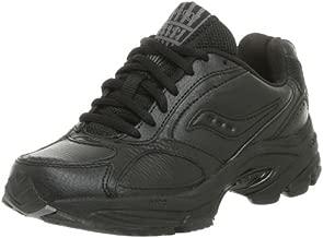 Saucony Women's Grid Omni Walker Walking Shoe,Black,8 M (5260-2)