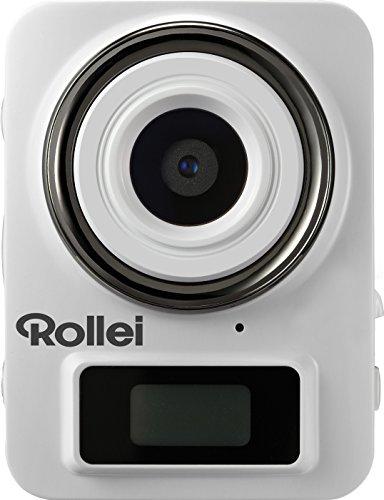 Rollei 40128 Add Eye Kamera (8 Megapixel, 4K Zeitraffer-Aufnahmen) weiß