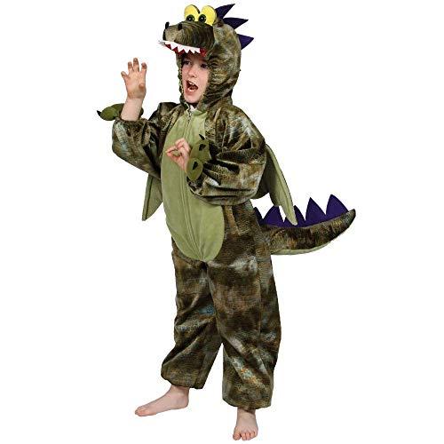 Niño dragón / dinosaurio disfraz, grandes de 7-8 años.
