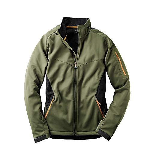 Haix Pro Jacket Gore Windstopper Olive Softshell Jacke mit Gore Windstopper Technologie.