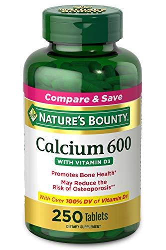 Calcium Carbonate & Vitamin D By Nat…