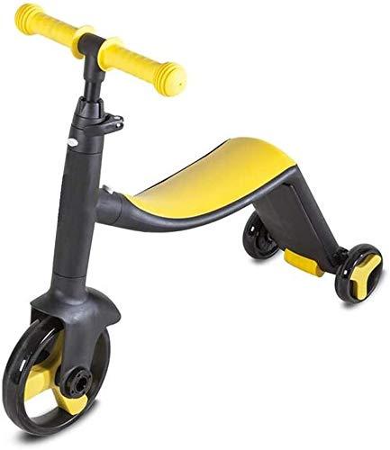 HFJKD 3 wielen Kids scooters Kinderen driewiel loopfiets 3 in 1 loopfiets rijden op auto's Baby scooter driewieler rijden op speelgoed