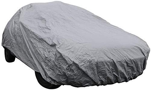 Funda Completo para Coche Exterior Exterior Cubierta Resistente al Polvo, Solar UV, Rasguño y NieveA5 - For SUV Jeep -Length (460 to 485 cm)