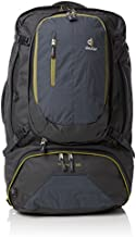 Deuter Transit 65 Backpack (Anthracite/Moss)