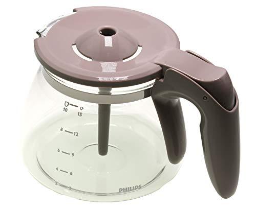 Philips CP9936 Ersatz-Glaskanne für HD7461, HD7462, HD7447 Kaffeemaschine