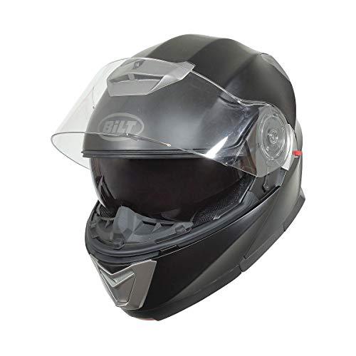 BiLT Evolution Men's Helmet, Matte Black, LG