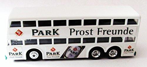 Park Brauerei Nr. - Prost Freunde - Adventskalender 2007 - Doppeldecker - Bus
