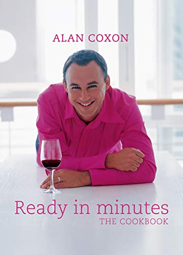 Ready in Minutes, The Cookbook