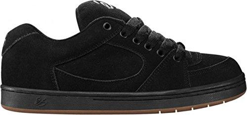 ES Footwear Skateboard Schuhe Accel Black, Schuhgrösse:37.5