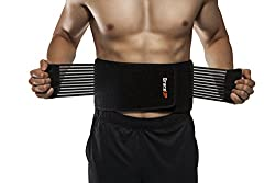 cheap BraceUP Breathable lumbar and lumbar stabilizing belts to support sciatica, herniated lumbar spine …