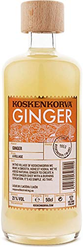 Ginger Ingwerschnaps 0,5 l von KOSKENKORVA