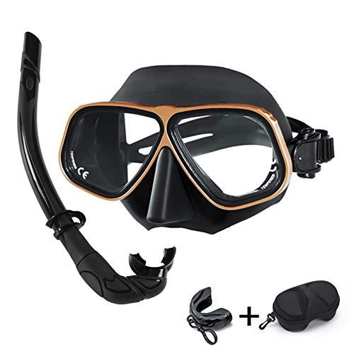 Tauchmasken Schnorchelmaske Diving Mask...