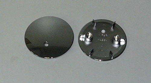 Roca a503880200 knoopsluiting doucheafvoer 52 chroom vervanging douchebak, afvoerleidingen - bord