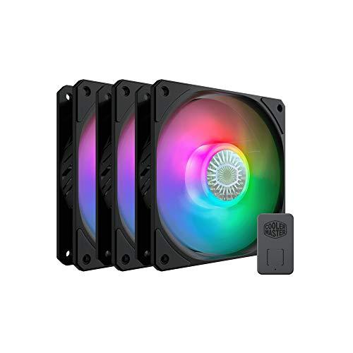 ventiladores 120mm pack;ventiladores-120mm-pack;Ventiladores;ventiladores-computadora;Computadoras;computadoras de la marca Cooler Master
