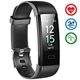 MROTY Italia | Orologio Fitness Uomo Donna, Fitness Tracker, Smartwatch, Cardiofrequenzimetro, Impermeabile IP68, Conta Passi, Activity Tracker - per Android ed iOS - Ultimo Modello, Design 2020