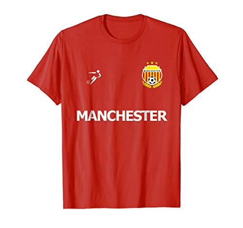 Manchester Soccer Jersey Shirt