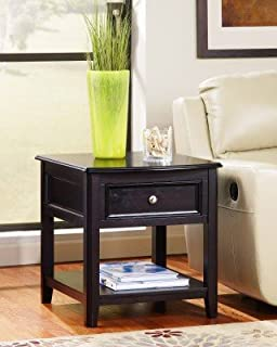 Signature Design by Ashley T771-3 Carlyle Rectangular End Table