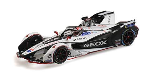 paul's model art gmbh Minichamps 414180006 - Formula E Season 5 Geox Racing Felipe Nasr - Scala 1/43 - Modello da Collezione