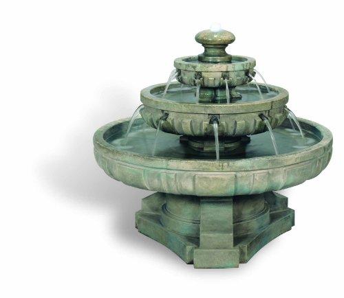 HENRI STUDIO Large Regal Tier Fountain