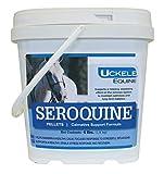 Uckele Seroquine Pellet, Calming Supplement for Horses, 20 lb