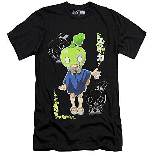 PLOKI Dr. Stone- Suika Anime Adult T Shirt