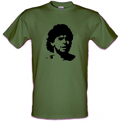 Camiseta Futbol Maradona