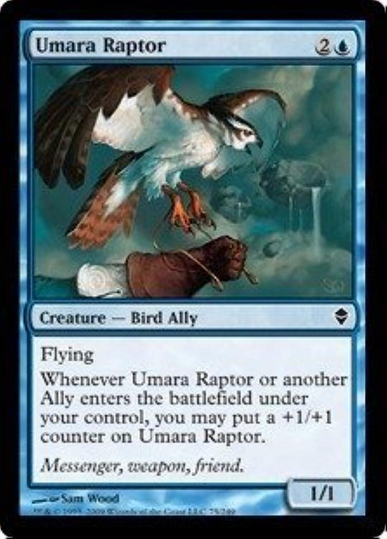 Magic  the Gathering - Umara Raptor (75) - Zendikar - Foil by Magic  the Gathering B01GDONT3Q Wir haben von unseren Kunden Lob erhalten.  | Ausgezeichnete Leistung