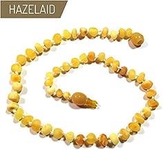 hazelaid teething necklace