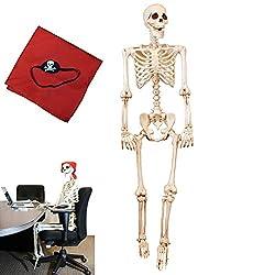 Prepárate con más de 20 decoraciones de Halloween para interiores 69