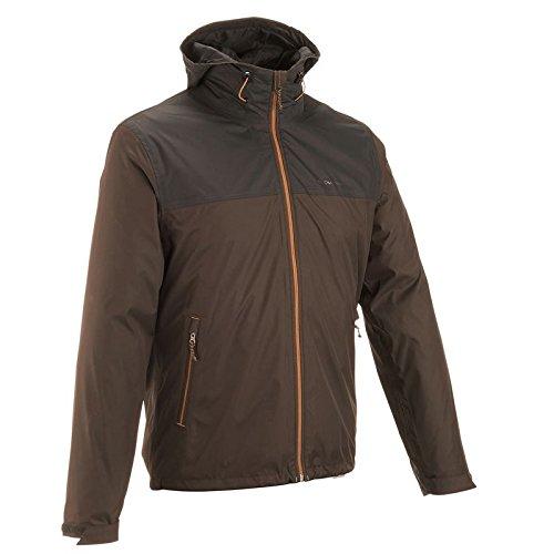 QUECHUA Arpenaz 100 Men's Rain Jacket - Size XXXL