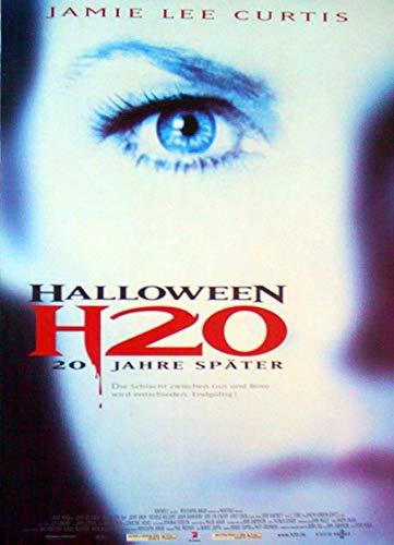 Halloween: H20 Filmposter gerollt A3 29x42 (2)